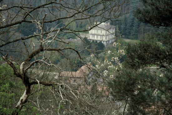 """Le """"Château"""" (© Renaud Aulagner 2002)"""