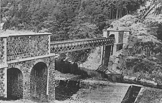 Adduction en eau du Lignon (© Vallée des forges)
