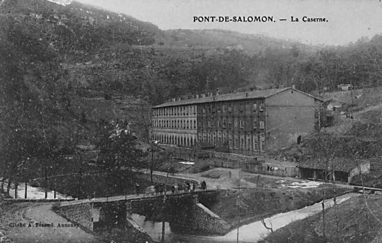 La Caserne (© Vallée des forges)