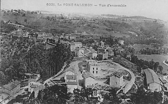 Construction de l'école (1914) © Vallée des forges