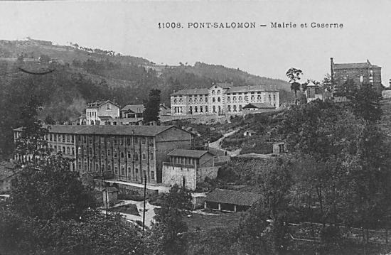 La Caserne et l'école (© Vallée des forges)