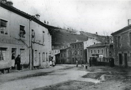 Le village (© Vallée des forges)