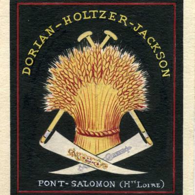 Marques de fabrique Dorian-Holtzer-Jackson