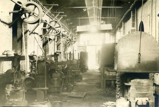 Ateliers (© Vallée des forges)