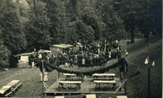 Kermesse (© Vallée des forges)