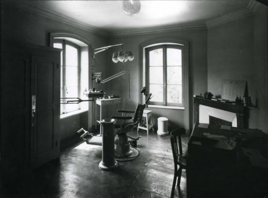 Cabinet dentaire de l'usine (Alliance) © Vallée des forges