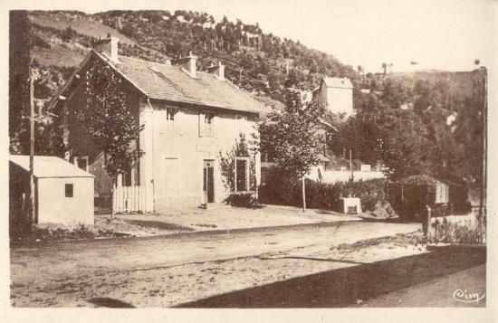 La gare (© Vallée des forges)