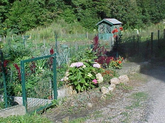Jardin ouvrier (© Vallée des forges)