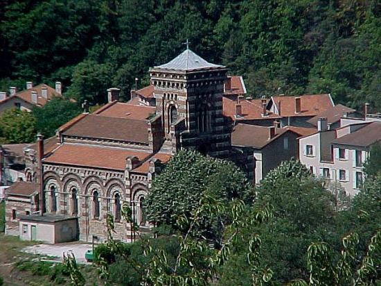 L'église (© Vallée des forges)
