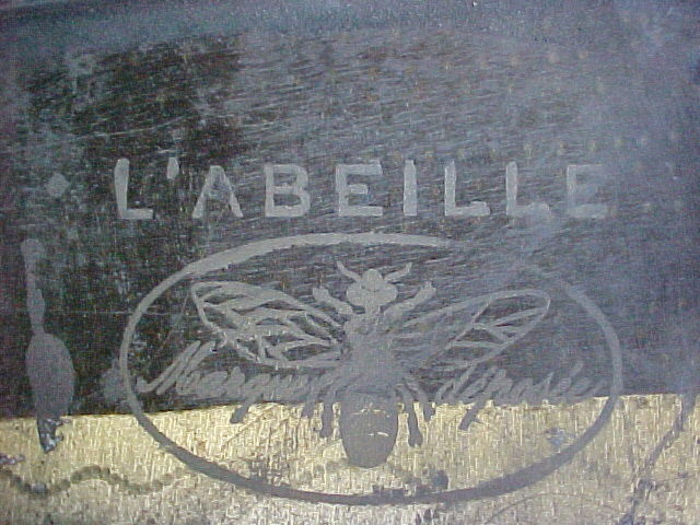 Marque de fabrique (© Vallée des forges)